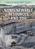 Nonrenewable Resources and You, ed. , v.