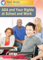 ADA and Your Rights at School and Work, ed. , v.
