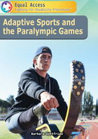 Adaptive Sports and the Paralympic Games, ed. , v.