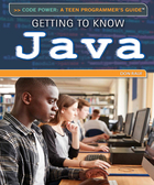 Getting to Know Java, ed. , v.