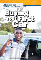 Buying Your First Car, ed. , v.