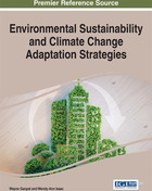 Environmental Sustainability and Climate Change Adaptation Strategies, ed. , v.