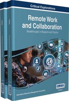 Remote Work and Collaboration, ed. , v.