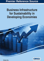Business Infrastructure for Sustainability in Developing Economies, ed. , v.