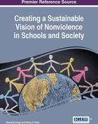 Creating a Sustainable Vision of Nonviolence in Schools and Society, ed. , v.