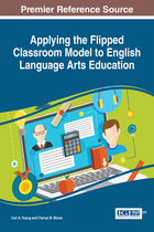 Applying the Flipped Classroom Model to English Language Arts Education, ed. , v.