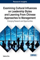 Examining Cultural Influences on Leadership Styles and Learning From Chinese Approaches to Management, ed. , v.