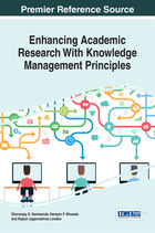 Enhancing Academic Research With Knowledge Management Principles, ed. , v.