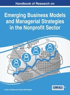 Handbook of Research on Emerging Business Models and Managerial Strategies in the Nonprofit Sector, ed. , v.