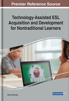 Technology-Assisted ESL Acquisition and Development for Nontraditional Learners