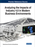 Analyzing the Impacts of Industry 4.0 in Modern Business Environments, ed. , v.