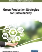 Green Production Strategies for Sustainability, ed. , v.