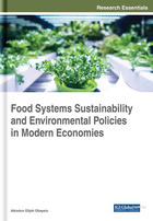 Food Systems Sustainability and Environmental Policies in Modern Economies, ed. , v.