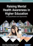 Raising Mental Health Awareness in Higher Education, ed. , v.