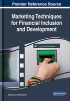 Marketing Techniques for Financial Inclusion and Development, ed. , v.