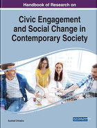 Handbook of Research on Civic Engagement and Social Change in Contemporary Society, ed. , v.