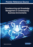 Crowdsourcing and Knowledge Management in Contemporary Business Environments, ed. , v.