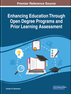 Enhancing Education Through Open Degree Programs and Prior Learning Assessment, ed. , v.
