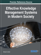 Effective Knowledge Management Systems in Modern Society, ed. , v.