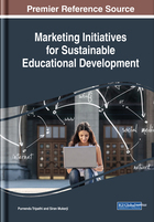 Marketing Initiatives for Sustainable Educational Development, ed. , v.