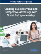 Creating Business Value and Competitive Advantage With Social Entrepreneurship, ed. , v.