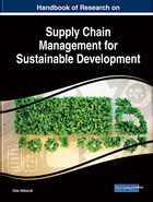 Handbook of Research on Supply Chain Management for Sustainable Development, ed. , v.
