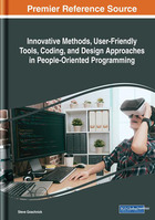 Innovative Methods, User-Friendly Tools, Coding, and Design Approaches in People-Oriented Programming, ed. , v.