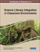 Handbook of Research on Science Literacy Integration in Classroom Environments, ed. , v.