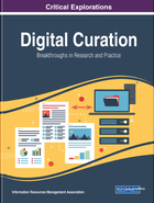 Digital Curation, ed. , v.