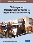 Challenges and Opportunities for Women in Higher Education Leadership, ed. , v.