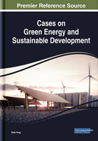 Cases on Green Energy and Sustainable Development, ed. , v.