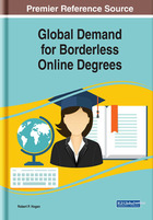 Global Demand for Borderless Online Degrees, ed. , v.