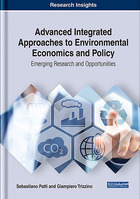 Advanced Integrated Approaches to Environmental Economics and Policy, ed. , v.
