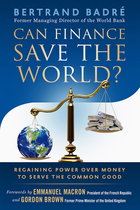 Can Finance Save the World?, ed. , v.