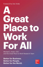 A Great Place to Work For All, ed. , v.