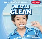 We Stay Clean, ed. , v.