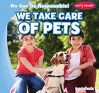 We Take Care of Pets, ed. , v.