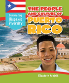 The People and Culture of Puerto Rico, ed. , v.
