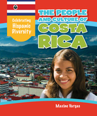 The People and Culture of Costa Rica, ed. , v.