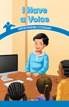 I Have a Voice, ed. , v.