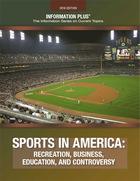Sports in America, ed. 2016, v.