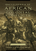 Encyclopedia of African Colonial Conflicts