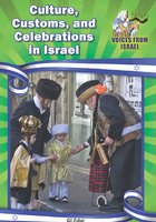 Culture, Customs, and Celebrations in Israel, ed. , v.