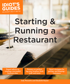 Starting and Running a Restaurant, ed. , v.