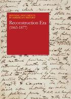 Reconstruction Era (1865-1877), ed. , v.