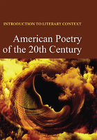 American Poetry of the 20th Century, ed. , v.