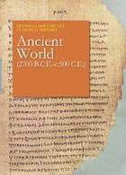 The Ancient World (2700 B.C.E.-c.500 C.E.), ed. , v.