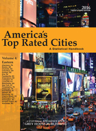 America's Top-Rated Cities 2016, ed. 23