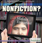 What Is Nonfiction?, ed. , v.
