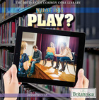 What Is a Play?, ed. , v.